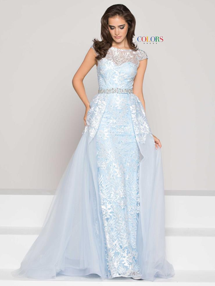 Colors Dress Style #1830 Image